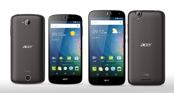 Acer Liquid Z630s and Acer Liquid Z530 Launch