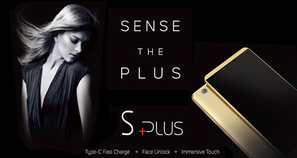Gionee launches S Plus featuring USB Type-C Port, 3GB RAM in India at Rs. 16,999