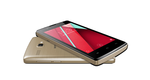 Intex Aqua 3G NS Top View
