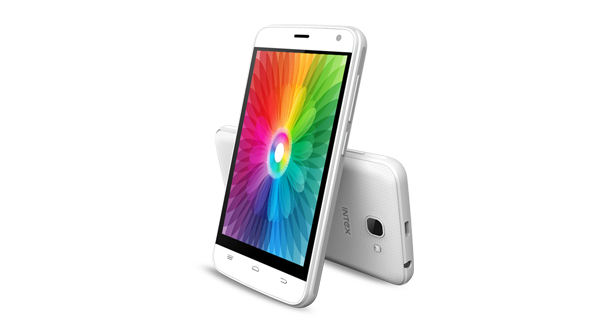 Intex Aqua Wave Front and Back View