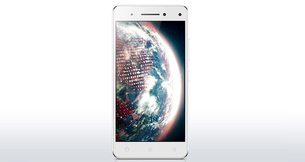 Lenovo Vibe S1 Front White Color
