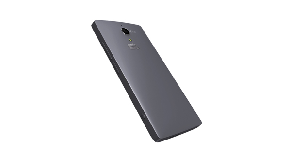 Micromax Canvas Blaze 4G Plus Back View