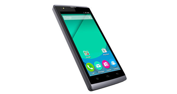 Micromax Canvas Blaze 4G Plus Front View