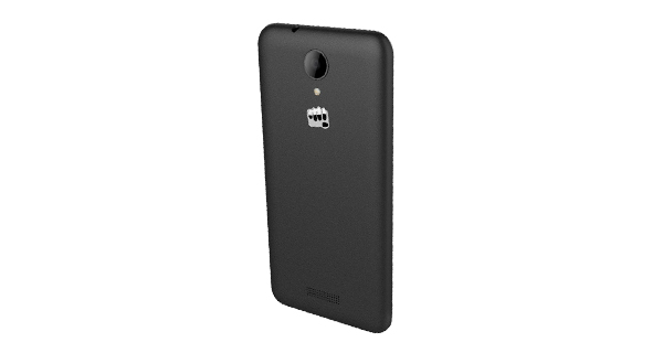 Micromax Canvas Pace 4G Q416 Back View
