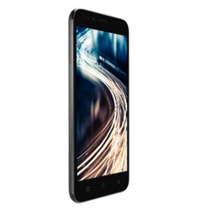 Micromax Canvas Pace 4G Q416 Front and Side View