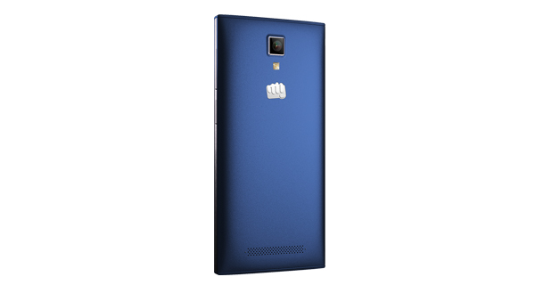 Micromax Canvas Xpress 4G Back View