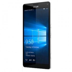 Microsoft Lumia 950 XL Front View