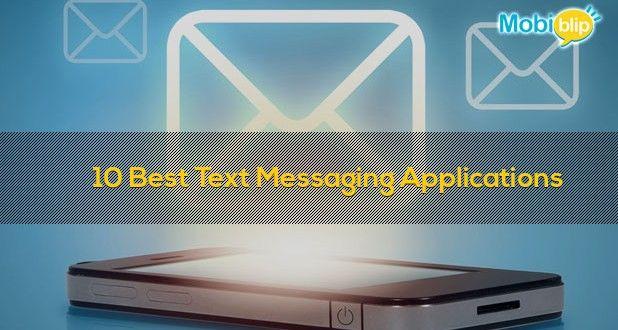 10 Best Text Messaging Applications