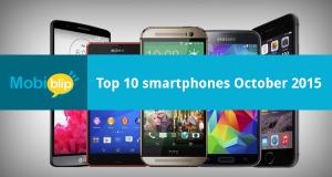 smartphones - October 2015