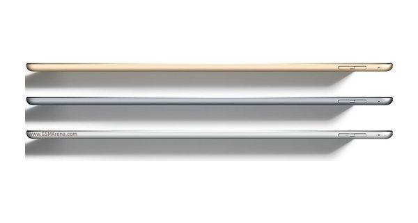 Apple iPad Pro Side