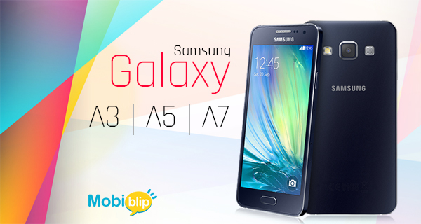 Samsung Officially Declared the 2016 Editions of Galaxy A3, A5 and A7