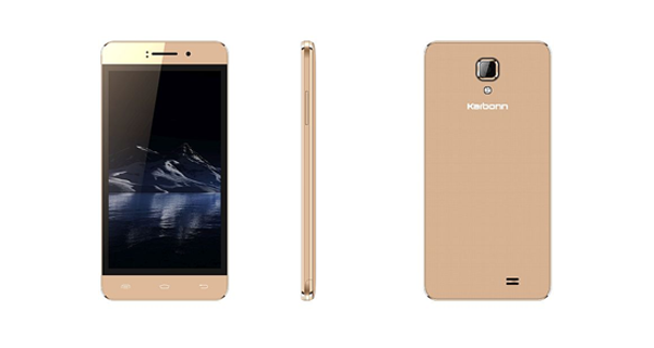 Karbonn launches new budget Smartphone range in India, price starts from Rs. 5790