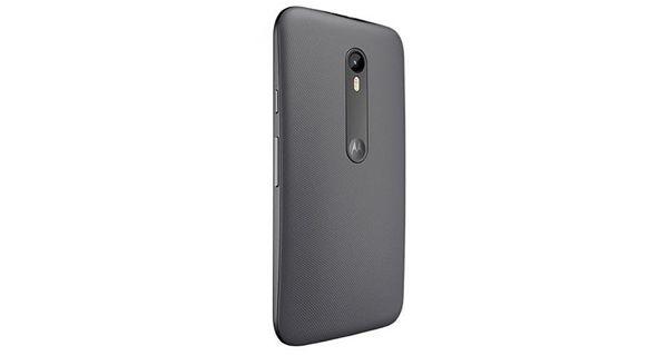 Motorola Moto G Turbo Edition Back