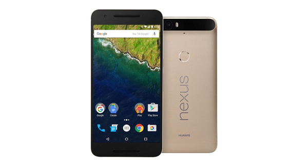 Google Nexus 6P Gold color variant up for pre-order in India at Rs. 43,999