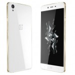 OnePlus X Champagne Variant