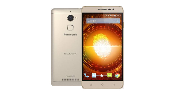 Panasonic launches Eluga Mark with 4G LTE, fingerprint scanner, 5.5 inch screen in India at Rs 11,990
