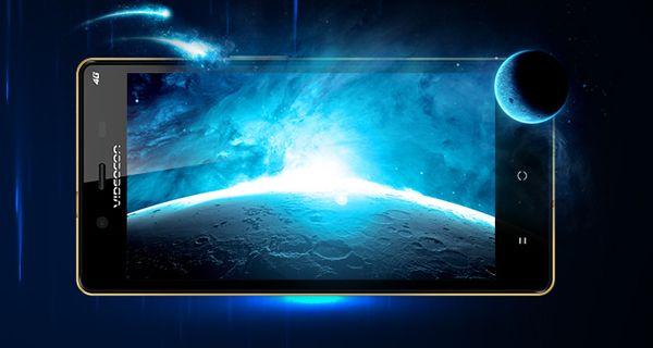 Videocon Infinium Z55 Krypton Front