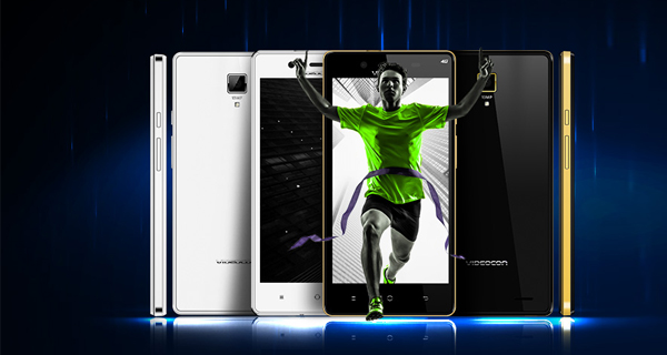 Videocon launches Infinium Z55 Krypton with 4G LTE, 13 Megapixel Camera at Rs. 7,999
