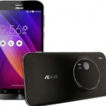 Asus Zenfone Zoom Front and Back