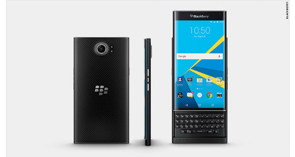 BlackBerry Priv Overall