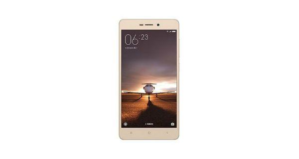 Xiaomi Redmi 3 Front