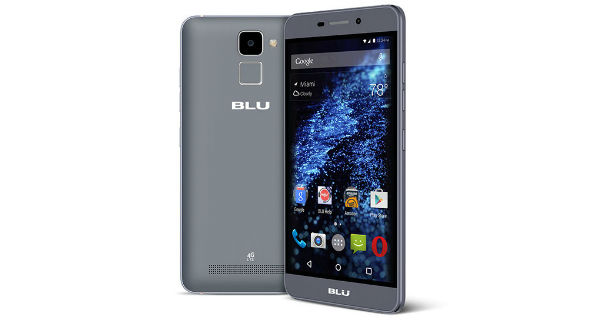 Blu Life Mark with 4G LTE, fingerprint sensor launched in India at Rs. 8999