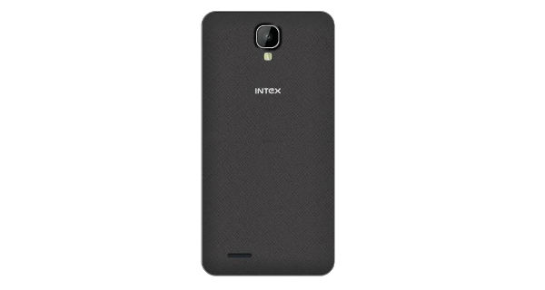 Intex Cloud Crystal 2.5D Back