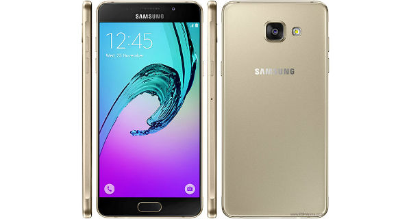 Samsung Galaxy A5 Overall