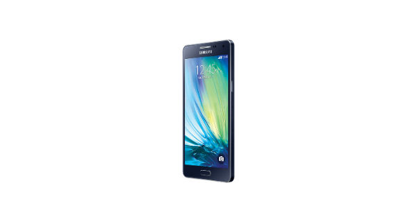 Samsung Galaxy A5 Side View