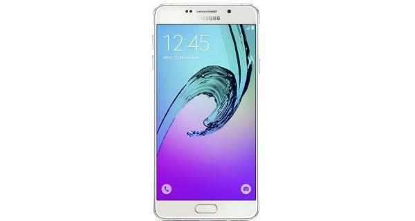 Samsung Galaxy A7 Front