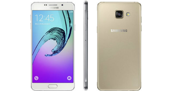 New Samsung Galaxy A7 Overall