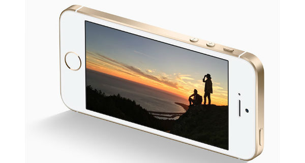 Apple iPhone SE View