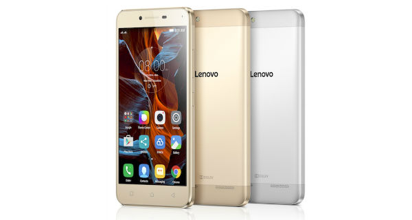 Lenovo Vibe K5 Plus with Snapdragon 616 launched in India for Rs. 8499