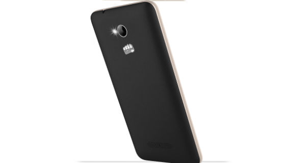 Micromax Canvas Spark 3 Back