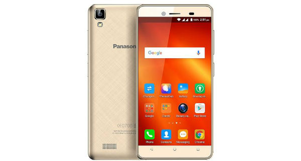 Panasonic T50 with 1GB RAM, SAIL UI launched in India for Rs. 4990