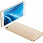 Vivo Xplay5 Front and Back