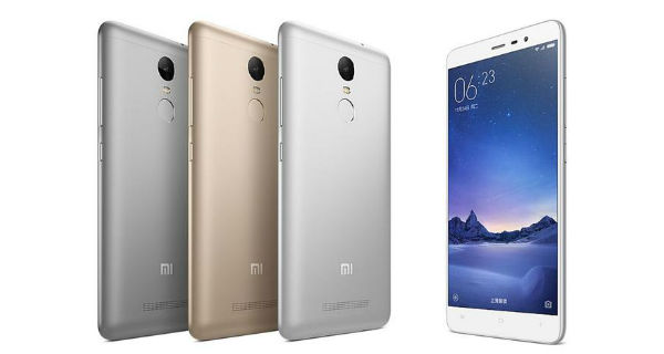 Xiaomi Redmi Note 3 with Snapdragon 650, Hexa Core processor launched in India at Rs. 9999