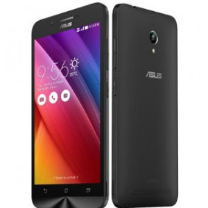 Asus Zenfone Go 50 LTE Front and Back