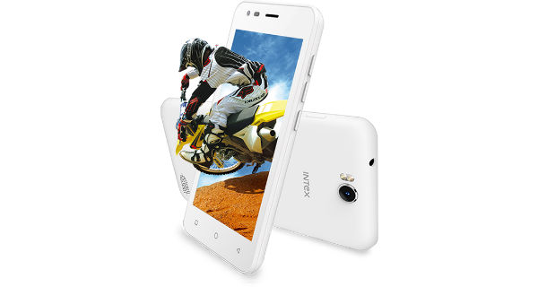 Intex Aqua 4.5 Pro launched in India at Rs. 4199