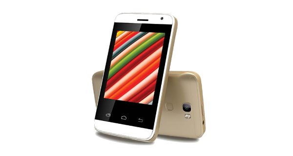 Intex Aqua G2 Front and Back