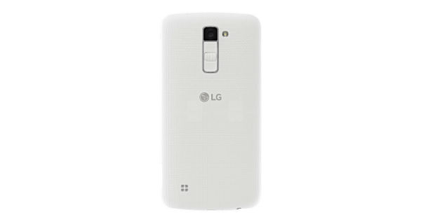 LG K10 LTE Back