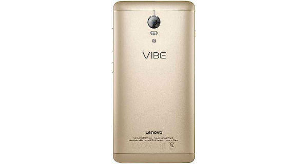Lenovo Vibe P1 Turbo Back
