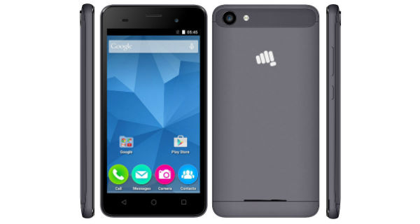 Micromax Canvas Spark 2 Plus Overall