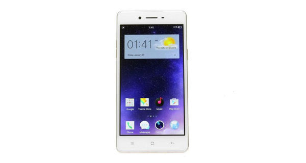 Oppo F1 Plus Front
