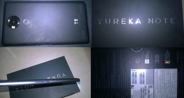 Yu Yureka Note with 6 inch display is reportedly available for Rs. 14999