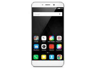 Coolpad Note 3 Plus Front