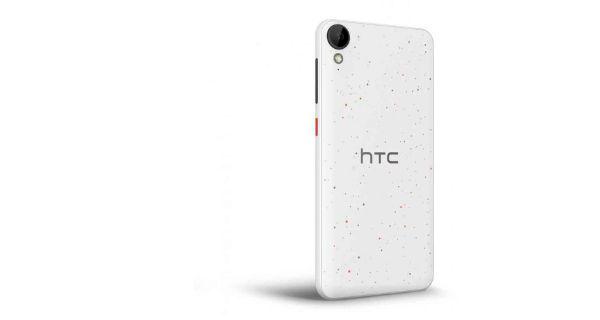 HTC Desire 825 Back