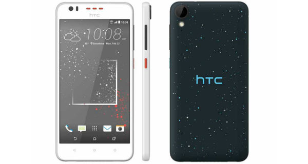 HTC Desire 825 Overall