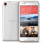 HTC desire 830 Front and Back
