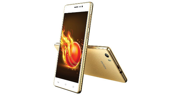 Intex launches Lions 3G Smartphone with 3500mah battery at Rs. 4990